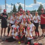 Stittsville 56ers Novice Girls win provincial softball championship