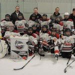 Nail biting end of the season for the Atom B6 Blackhawks
