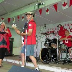 Stage is set for Canada Day in Stittsville