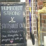 VIDEO: How Stittsville is showing support for Humboldt Broncos