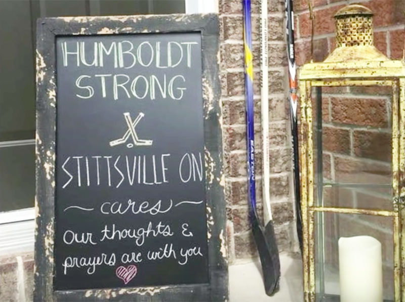 Stittsville for Humboldt