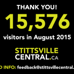 Top stories in August on StittsvilleCentral.ca