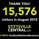 Top stories in August on StittsvilleCentral.ca