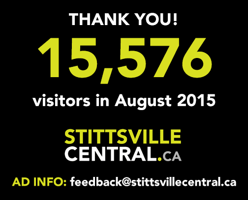 Over 15,000 visitors in August - thank you!