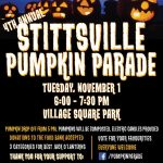 4th annual Stittsville Pumpkin Parade returns on Nov 1