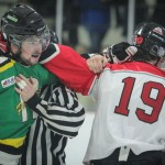 PHOTOS: Stittsville Junior Rams fall to Arnprior Packers 3-1