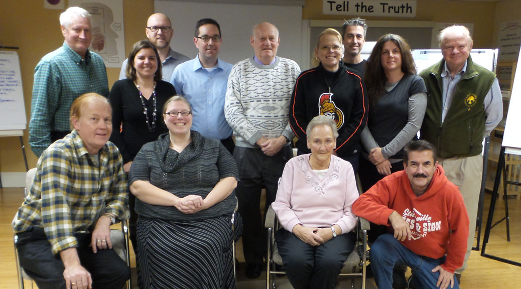Stittsville Village Association, November 2015