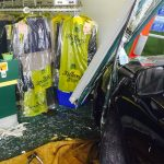 TAKEN TO THE CLEANERS: Driver crashes into Hillary's on Stittsville Main