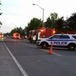 One person injured in BBQ fire on Talltree Crescent
