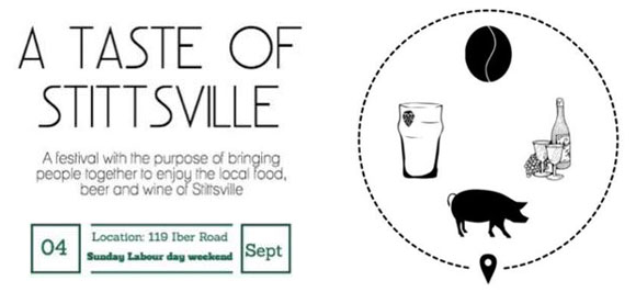 Taste of Stittsville September 4