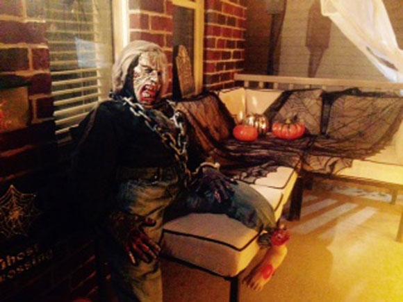 Halloween on Tempest Street
