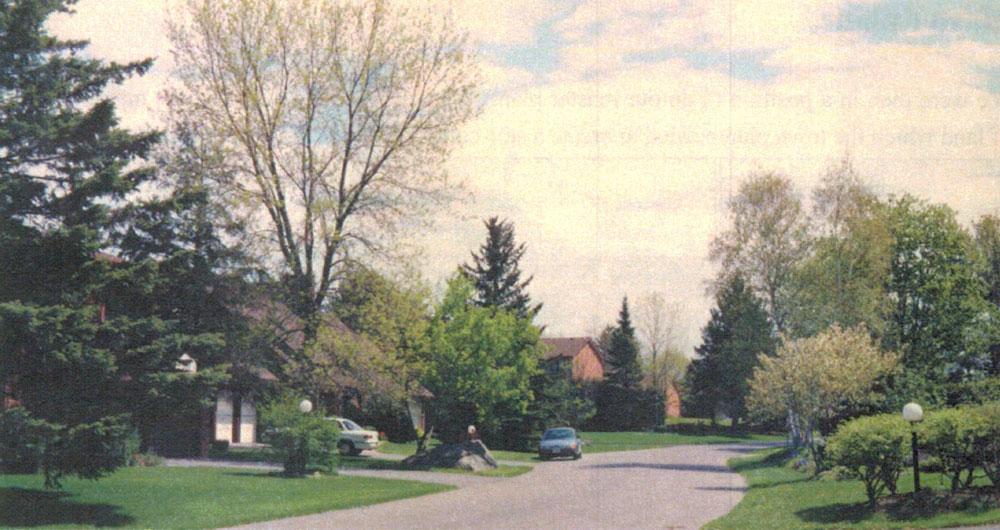 Homes in Beaverbrook in Kanata North