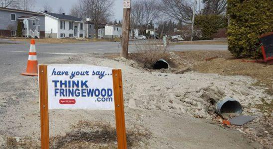 Think Fringewood sign. Photo via Facebook.
