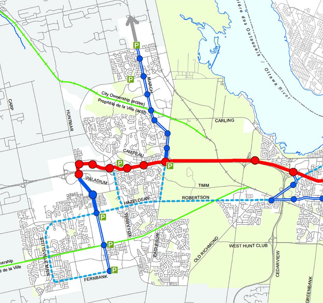 Transportation Master Plan: Ultimate Transit Network