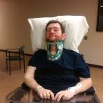 LINKED: Man paralyzed after slipping on ice, determined to walk again
