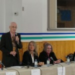 Notes from the school board trustee candidate debate