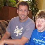 Tysen Lefebvre teams up with Adam Sandler for fundraising contest