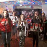 Stittsville's Crushers cheer on the Sens with O-Town Funk