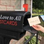 Celebrate the art of hand-written correspondence – pick-up your postcard from Goulbourn Museum
