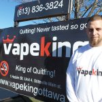 LOSING STEAM: Limits on e-cigarettes threaten industry, users