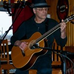 Singer-songwriter Vernon Jones plays Gaia Java on February 6