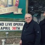 Cabotto's hosts Opera Night on April 30