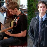 Double bill: jazz guitar/trumpet and a capella group at Gaia Java