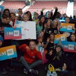 Students hear a message of hope and social justice at WE Day