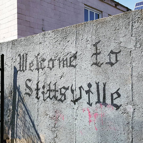 Welcome to Stittsville, late March 2016