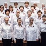 West Ottawa Chorale and Ladies Chorus to present joint Christmas concert