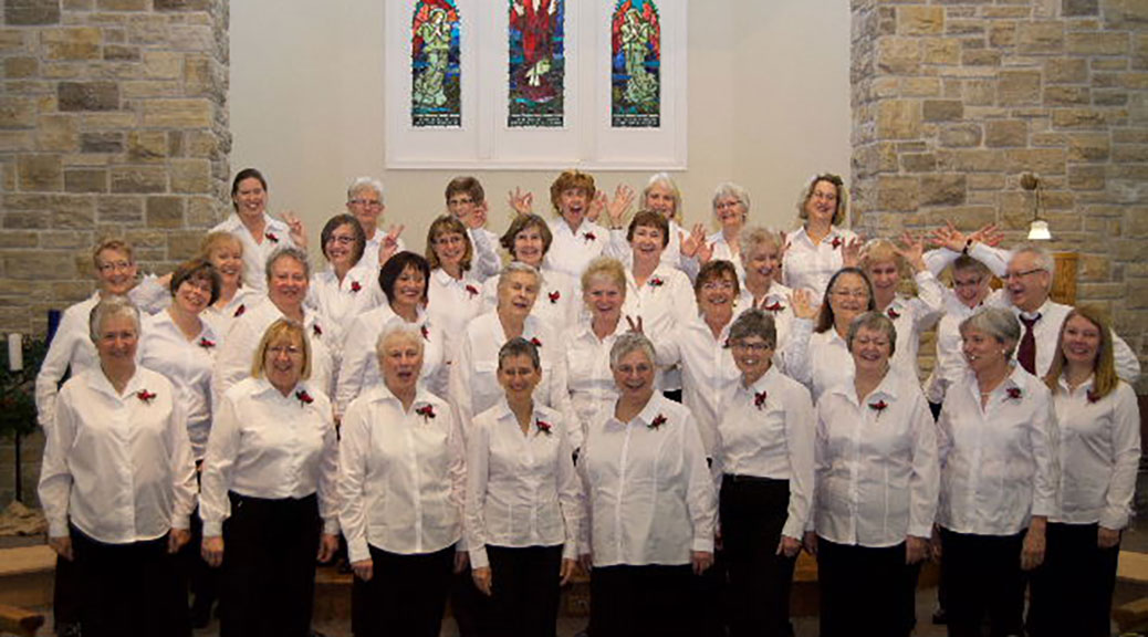 The West Ottawa Ladies Chorus
