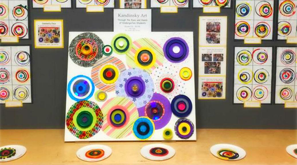 Westwind Public School art show