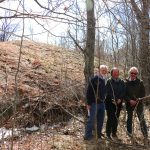 Mississippi Madawaska Land Trust celebrates donation of Whaleback Woodland Reserve