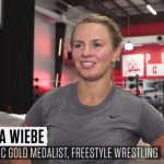 VIDEO: Wrestler Erica Wiebe trains at the WWE Performance Center