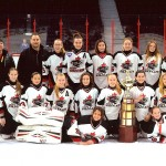 Local girls win gold at Bell Capital Cup