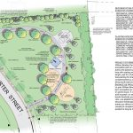Concept plans posted for William Bradley Park in Porter Place