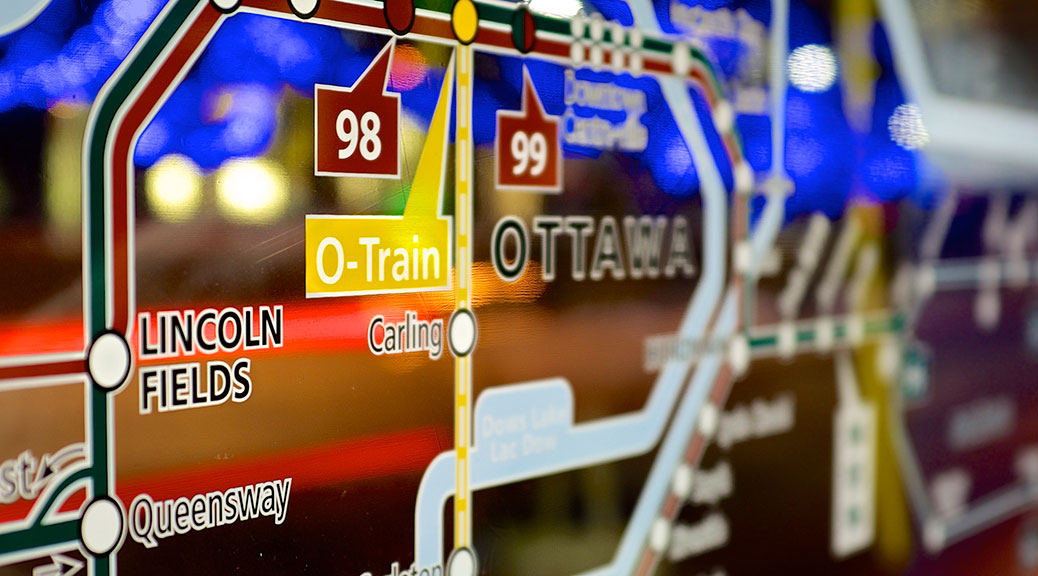 "A window on transit in Ottawa"" by Jamie McCaffrey. https://creativecommons.org/licenses/by/2.0/ Used under creative commons license."