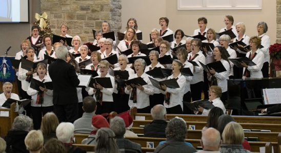 West Ottawa Ladies Chorus