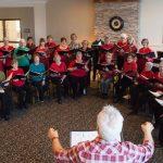West Ottawa Ladies Chorus plans a colourful performance on December 3