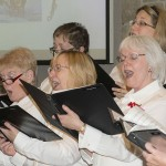 West Ottawa Ladies Chorus: Invitation to join open house rehearsals