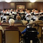 We sing and have fun! – Audition for the West Ottawa Ladies Chorus