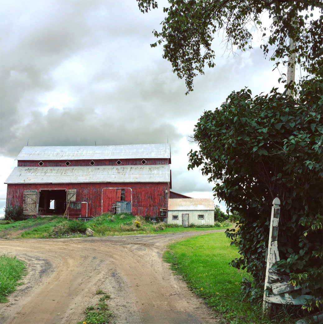 Bradley-Craig farm. Photo by Krista Woltman.