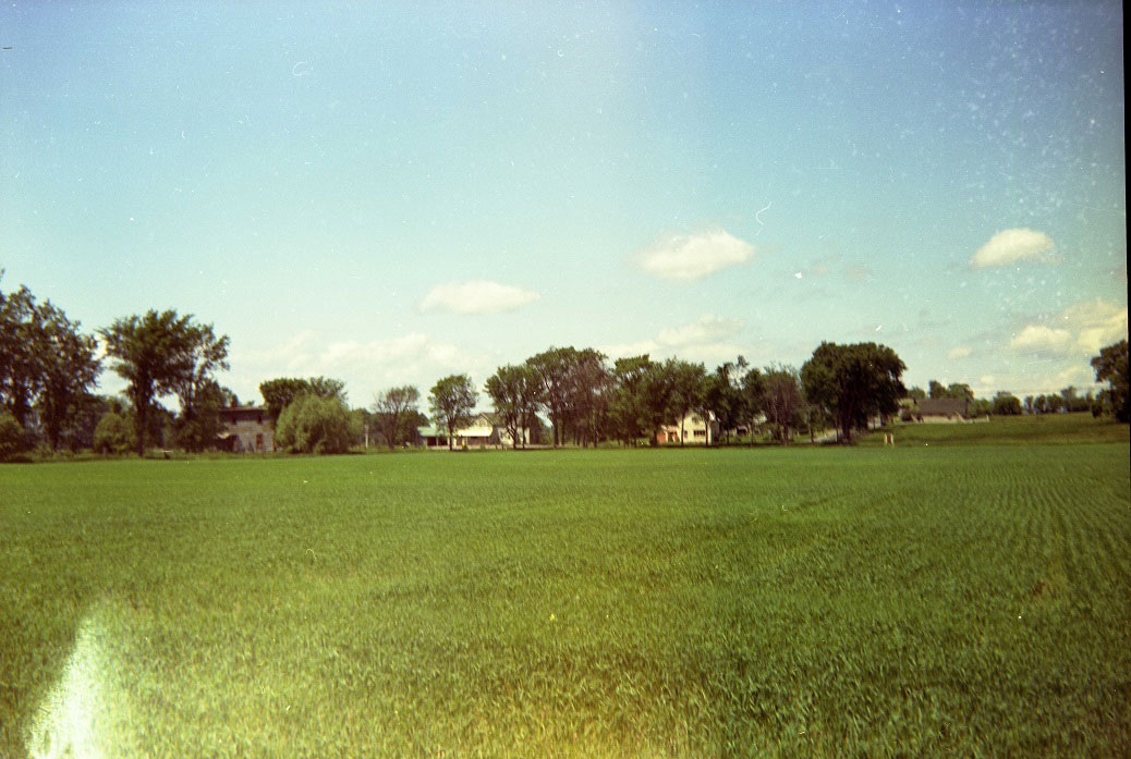 Hazeldean in 1965. Photo from the collection of Roger Young.